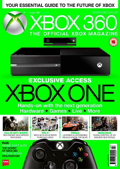 Official Xbox Magazine UK PDF