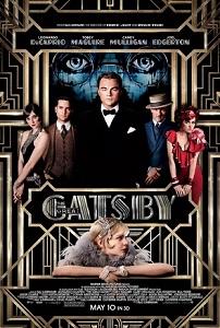 Poster original de El gran Gatsby