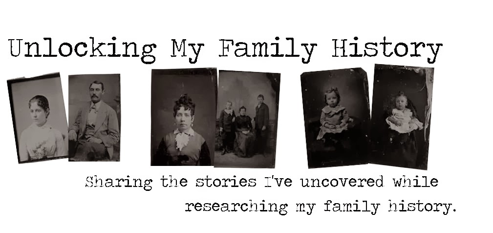 Unlocking my Family History