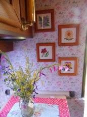 The flower caravan