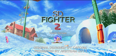 SD Fighter 2 v0.5 for android