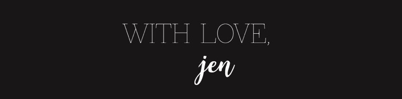 With Love, Jen