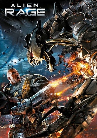 تحميل لعبة الاكشن الغاضبة Alien Rage Unlimited النسخة الكاملة للكمبيوتر مجاناً مجاناً