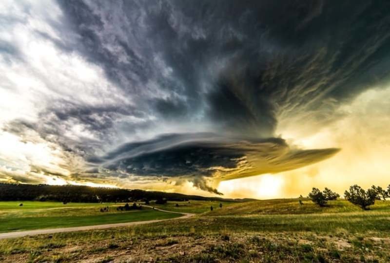 He Spent Months Filming The Terrifying Beauty Of Nature… This Is What He Saw.