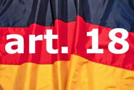Come funziona l'articolo 18 in Germania