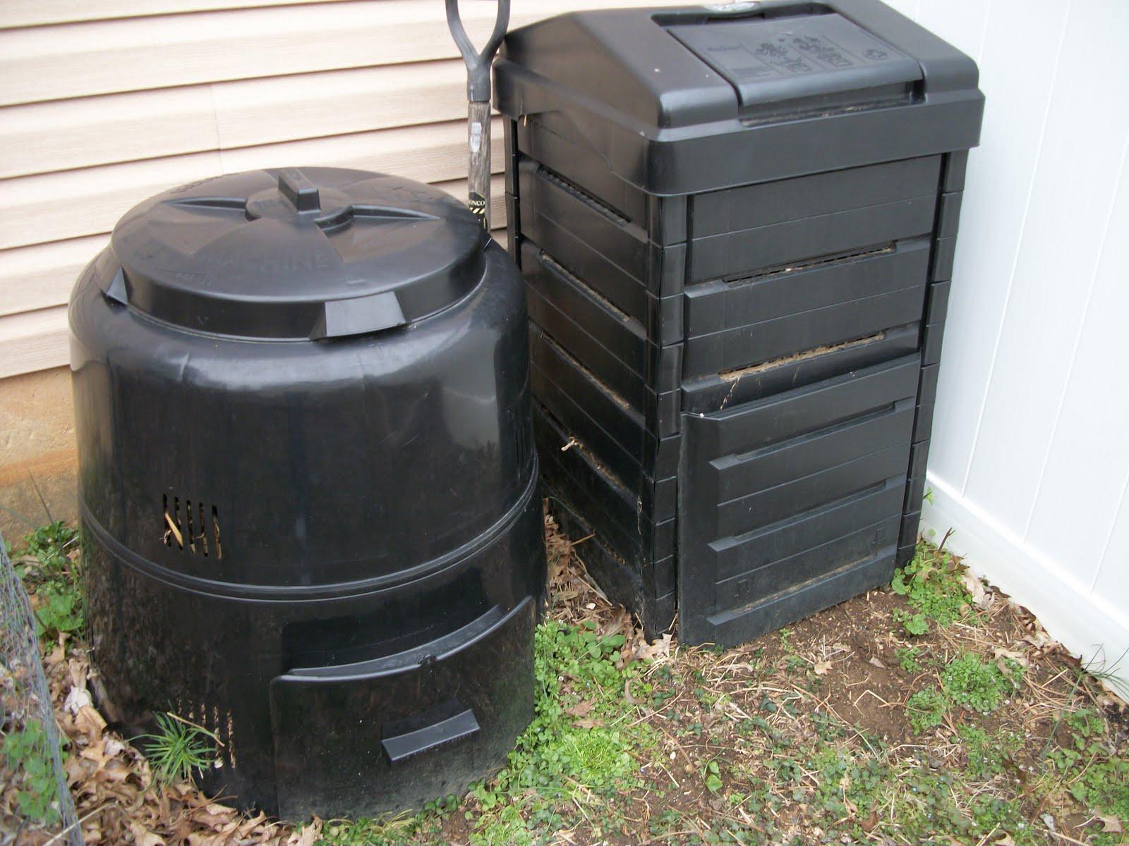 Backyard Bins how to start & maintain a backyard compost