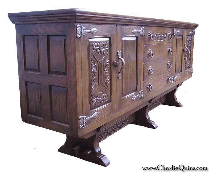 Ordinaire Old Charm Tudor Furniture By Wood Bros.