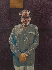 """JULIAN SCHNABEL"" Portrait of the Artist"