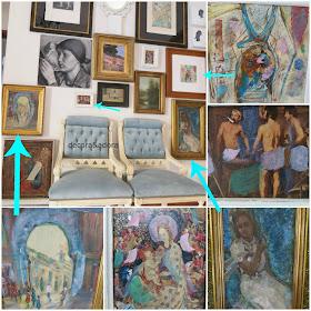 DIY Galería Arte/ Art Gallery