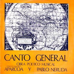 """""""Canto General"""", de Pablo Neruda, por Aparcoa."""