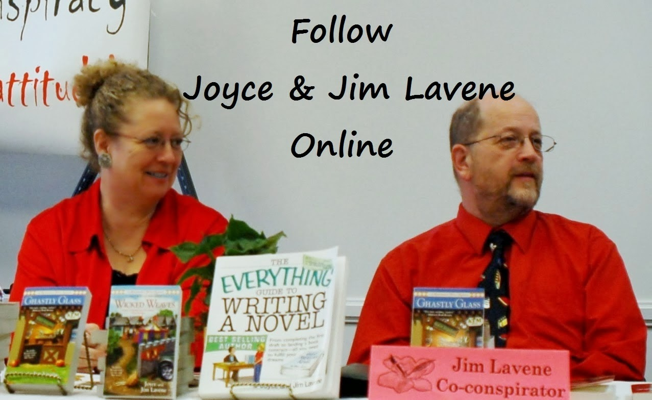 Joyce and Jim Lavene