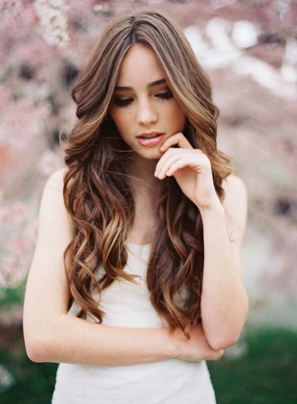 Peinados con planchas de pelo 2 peinados fáciles y Telva