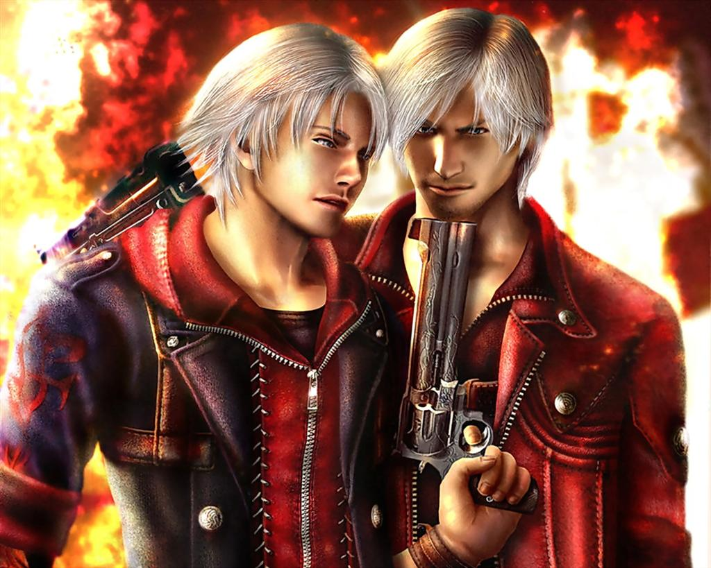 Devil May Cry HD & Widescreen Wallpaper 0.806287987804422
