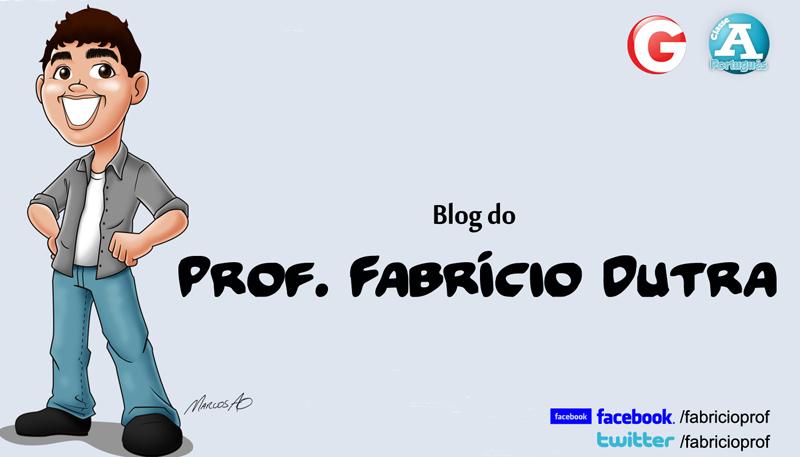 Professor Fabrício Dutra