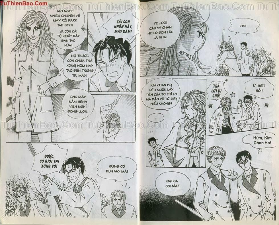 Thiên Sứ chap 12 - Trang 9
