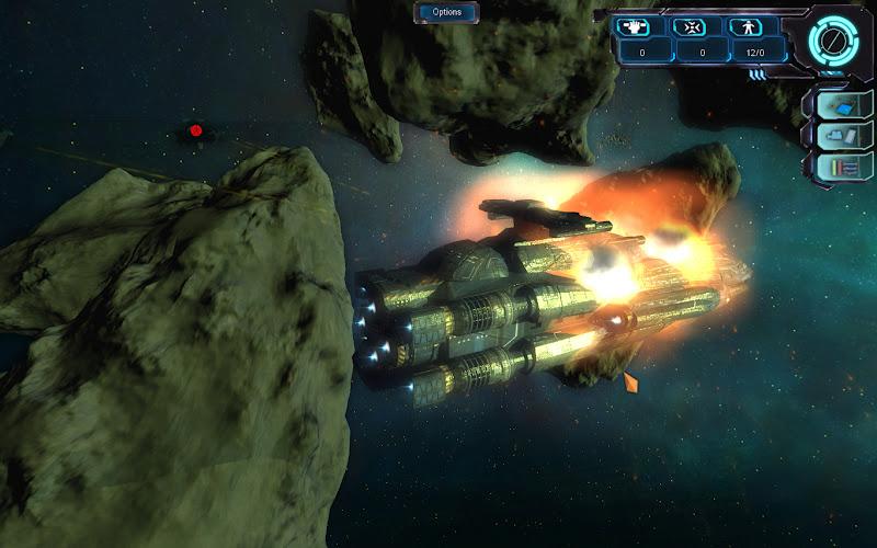 Gemini Wars screen shot