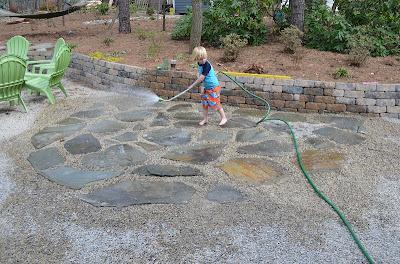 4 year old helper