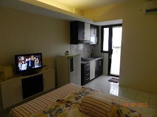 Sewa Apartemen Kebagusan City Jakarta Selatan