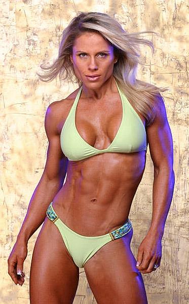 Fitness Competitor - Monica Brant-Peckham