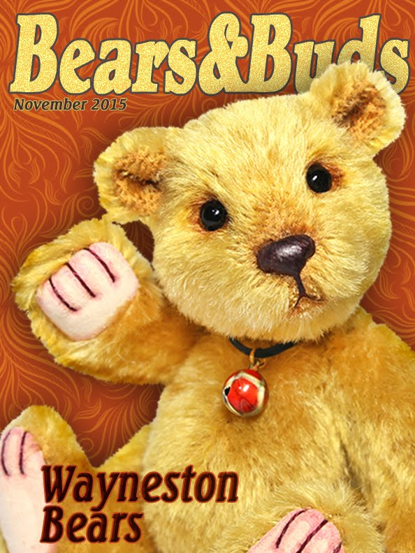 Wayneston Bears on November Issue of Bears&Buds Online Magazine