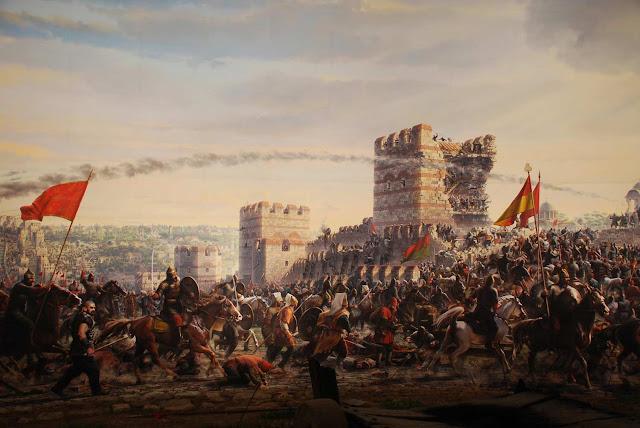 Film Fetih 1453 (Turki): Penaklukan Konstantinopel oleh Muhammad Al – Fatih