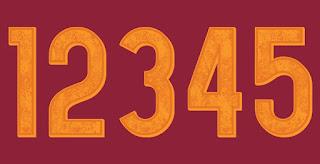 Nouvelle maillot AS Roma 2015-2016 numéros Revealed