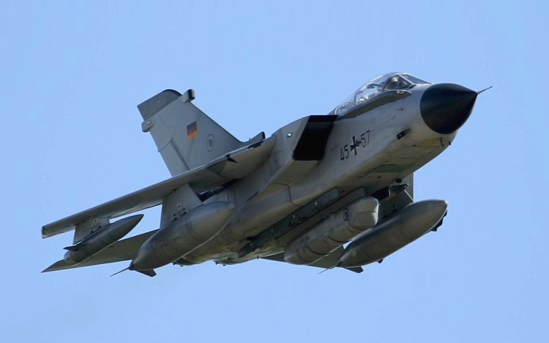 Tornado IDS Jet Fighter Wallpaper 1