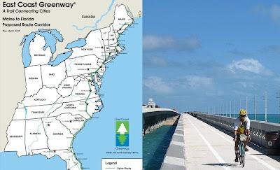 Jalur Terpanjang 3000 Mil dari Kanada ke Florida
