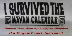 I survived the apocalypse badge