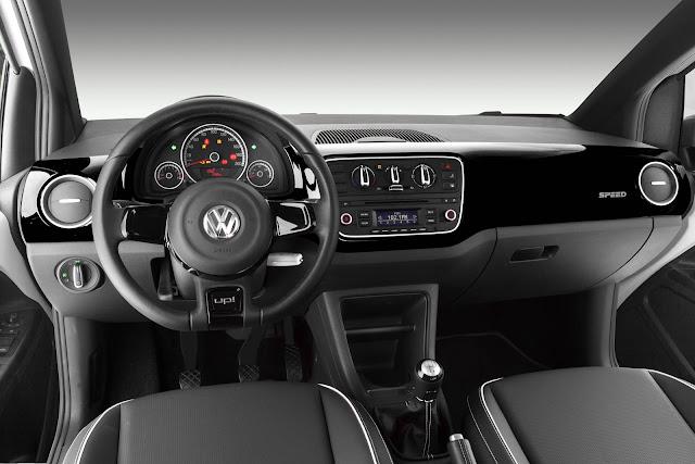 Volkswagen up! TSI 2016 - painel