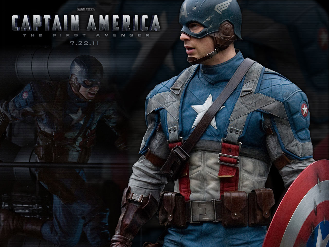 dave 39 s buttoned up mind captain america movie review. Black Bedroom Furniture Sets. Home Design Ideas
