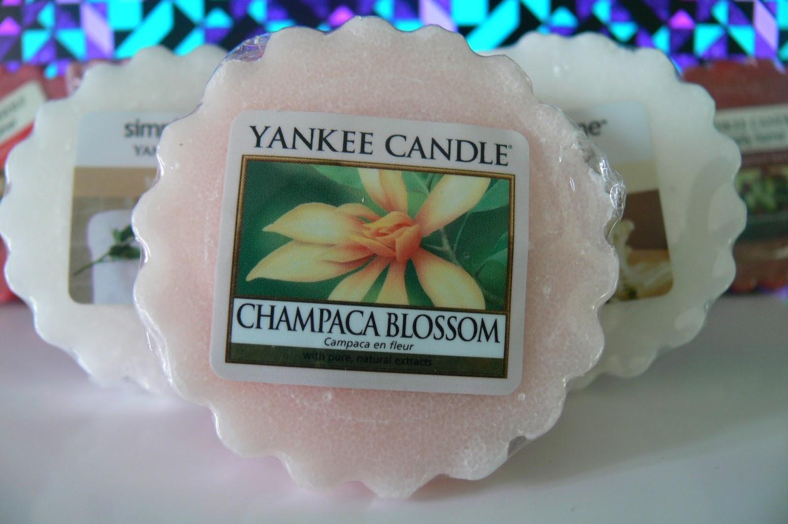 Yankee Candle Champaca Blossom