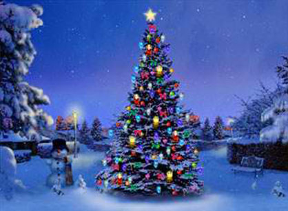 Christmas Wallpapers on 3d Christmas Wallpapers Free  Desktop Wallpapers