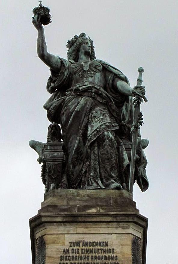 памятник в Рюдесхайме