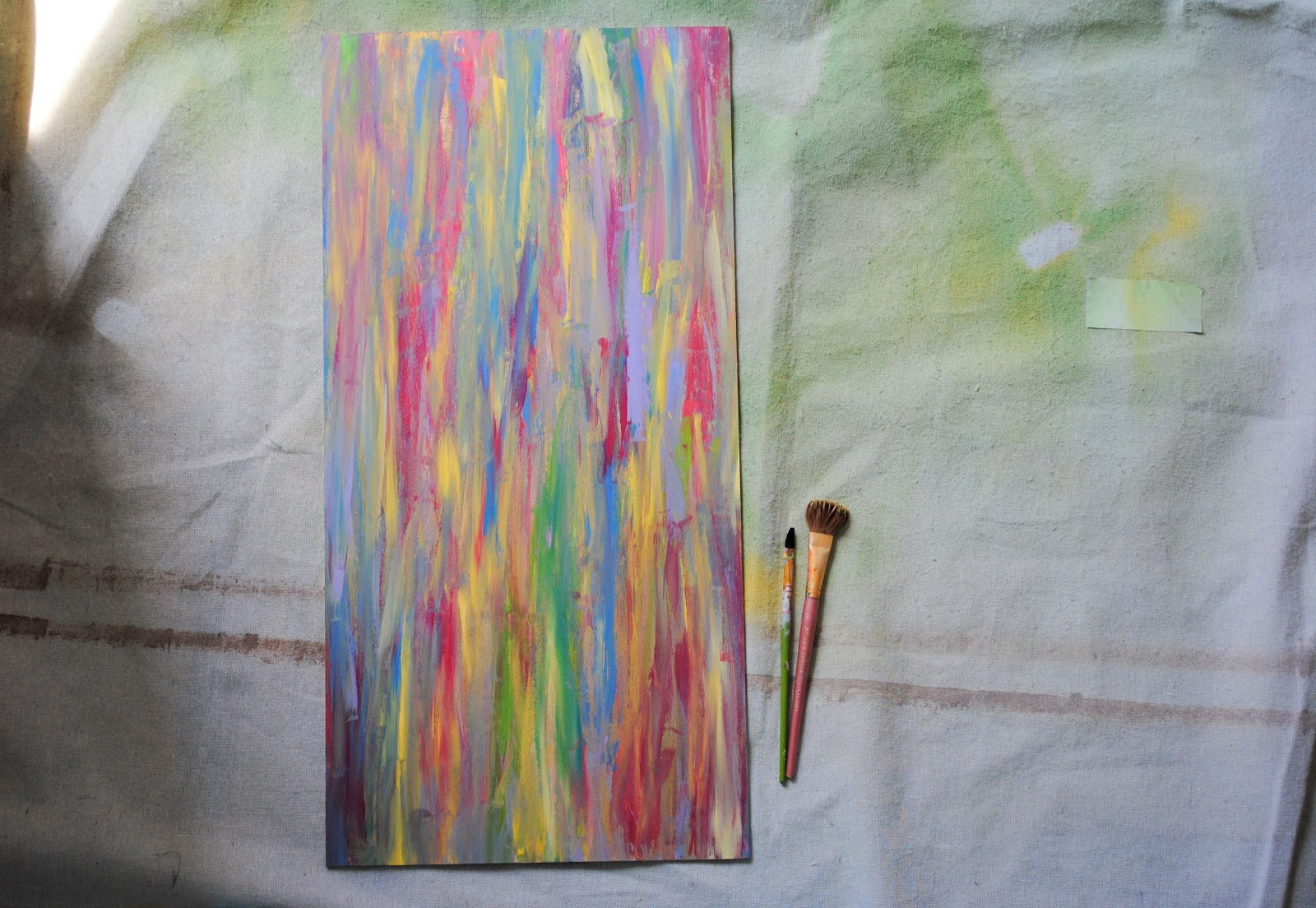 Easy Things To Paint A Pretty Cool Life Easy Diy You Are My Sunshine Art