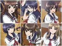 Photo Kano anime heroine