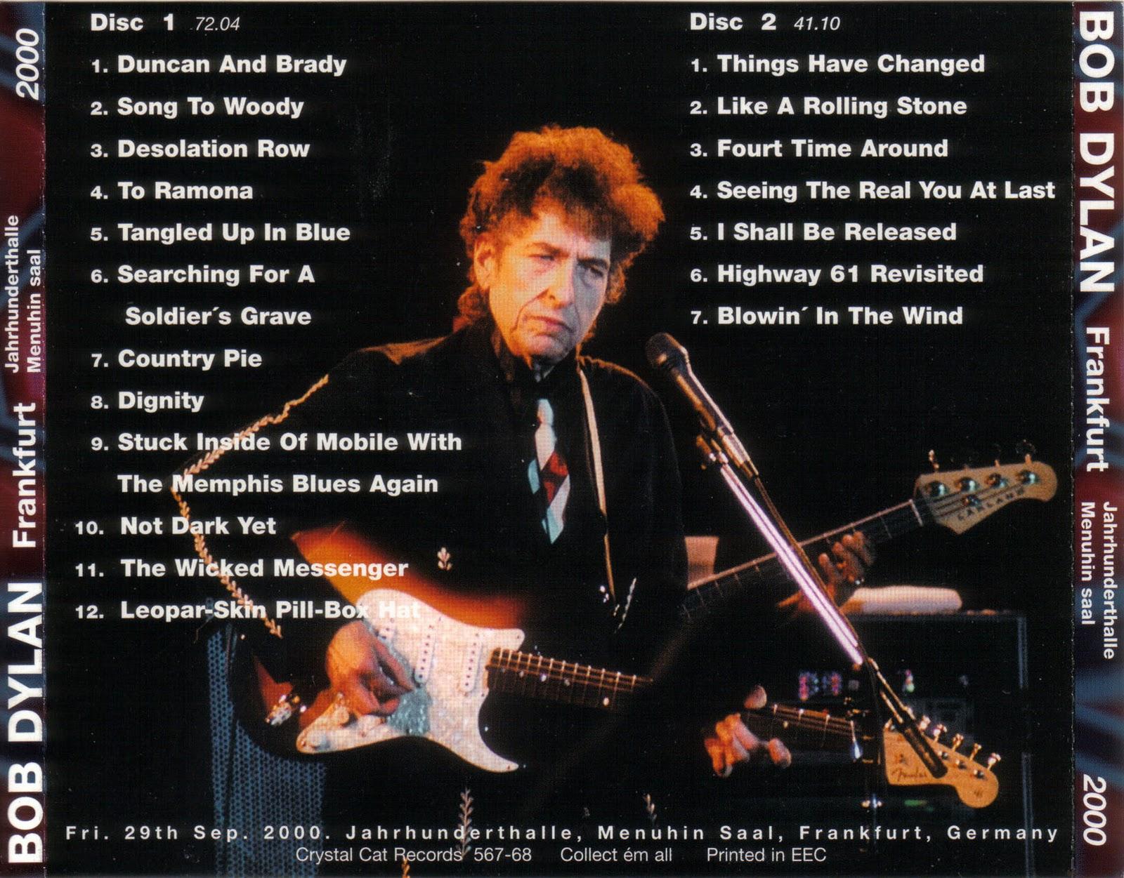 Bob Dylan 2000s