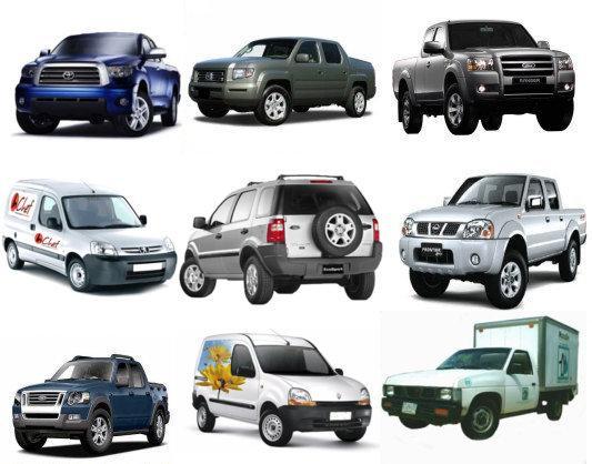 vehiculos modelos: