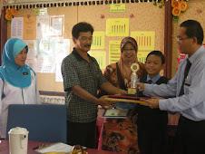 Murid UPSR 5A Pendidikan Khas