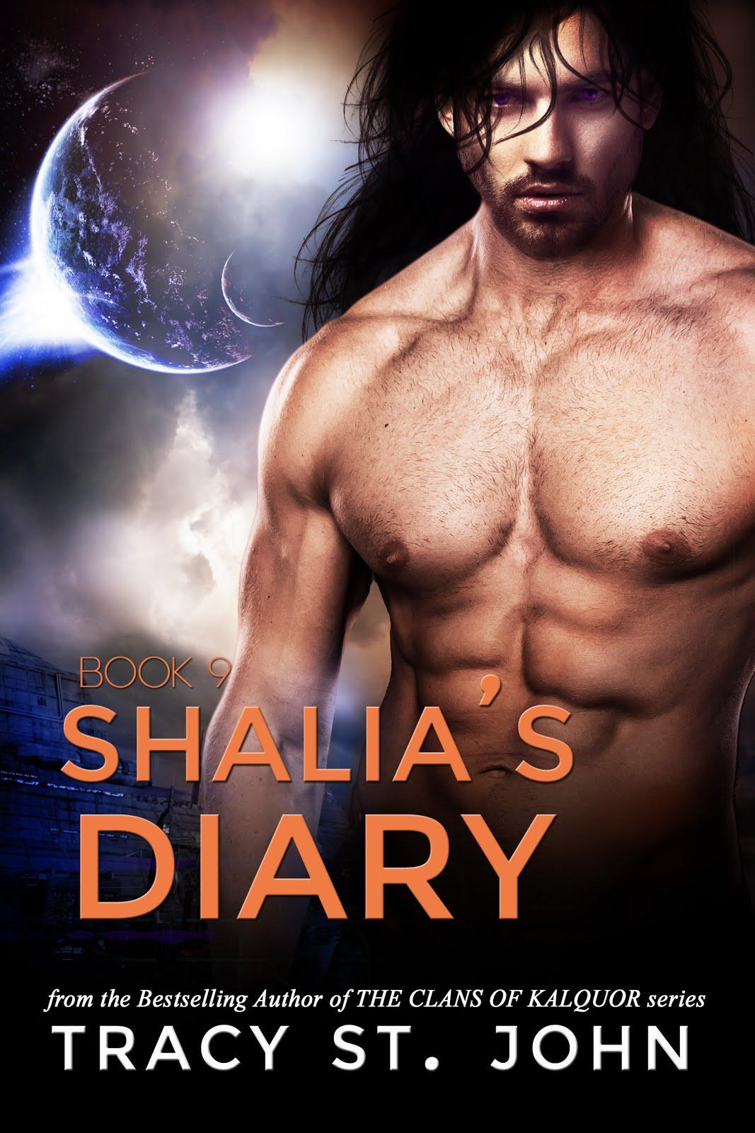 Shalia's Diary Book 9