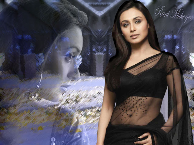 Hot Rani Mukherjee