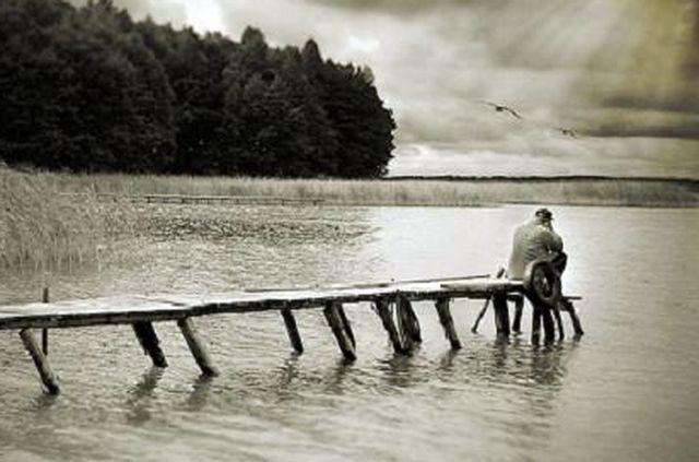 Imágenes de Desamor » Frases de Tristeza, Decepción y