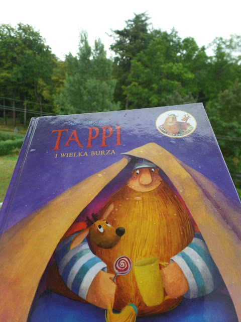 """Tappi i wielka burza"""