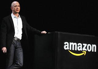 Kiat Sukses Pendiri Amazon