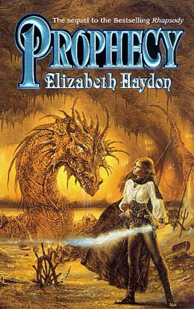 Epic Fantasy Book Review of Prophecy: Child of Earth by Elizabeth Haydon
