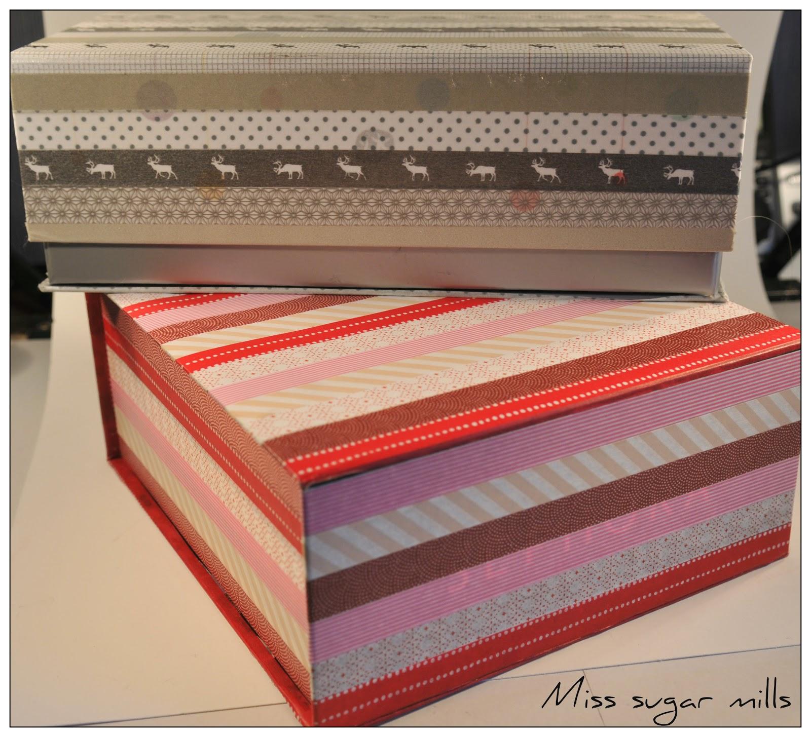 Miss sugar mills blog beaut diy boite sephora - Qu est ce que le masking tape ...