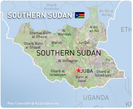 TransGriot Its Independence Day For South Sudan - What continent is sudan in