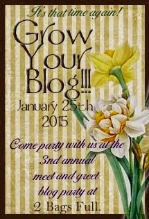 Grow Your Blog Party 2015