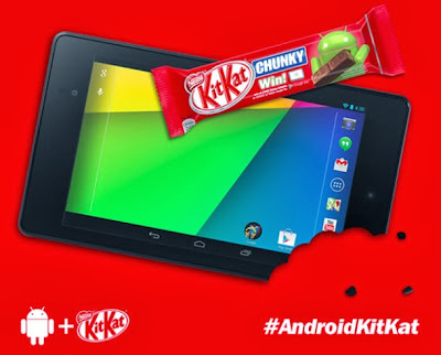 Android 4.4.1 KitKat update available for the Nexus 4 and Nexus 7 2013 LTE