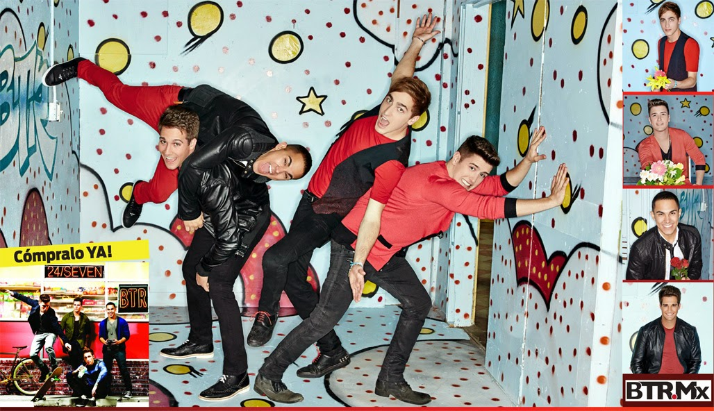 Big Time Rush México (BTRMx)